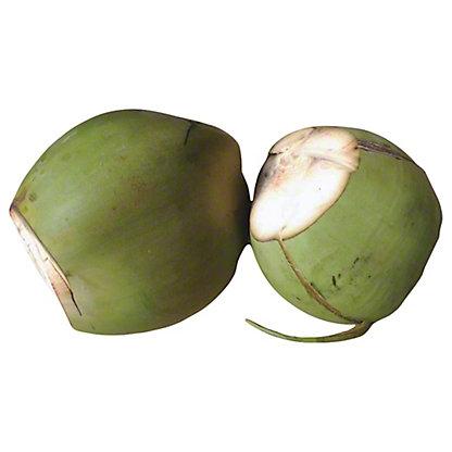 Fresh Green Coconuts, EACH