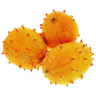 Fresh Kiwano Horned Melons,EACH