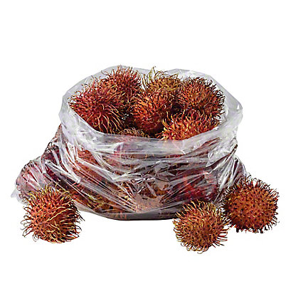 Fresh Rambutan,sold by the pound