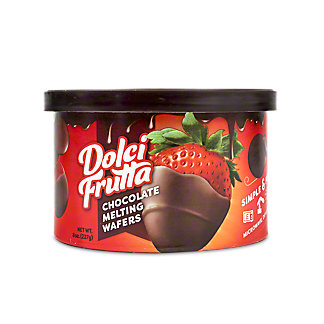 Saco Dolci Frutta Hard Chocolate Shell,8 OZ