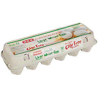 H-E-B Grade AA Large Eggs, 12 ct