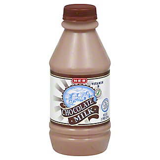 H-E-B H-E-B Chocolate Milk,1 PT