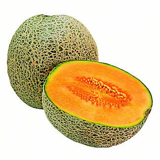 Fresh Cantaloupe, EACH