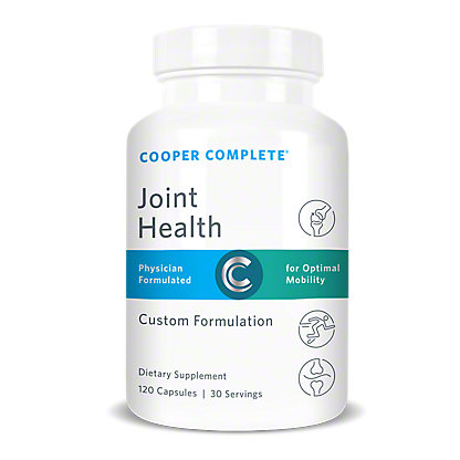 Cooper Complete Joint Maintenance Formula Capsules,120 CT