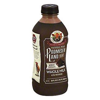 Promised Land Midnight Chocolate Whole Milk, 28 oz