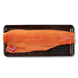 Fresh Atlantic Salmon Fillet Club Pack, Farm Raised