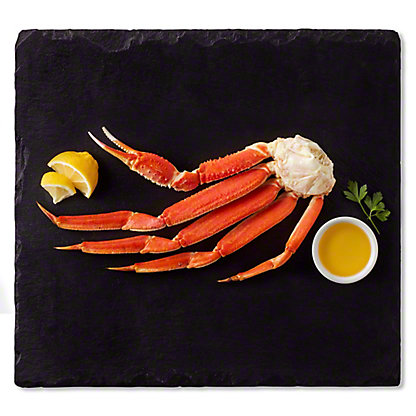 Frozen Cooked Snow Crab Cluster Medium, Wild Caught, lb