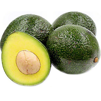 Fresh Texas Green Skin Avocados,EACH
