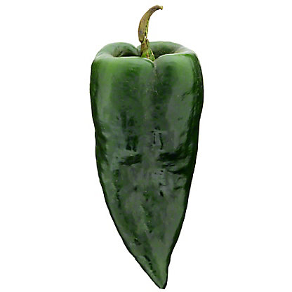 Fresh Poblano Peppers