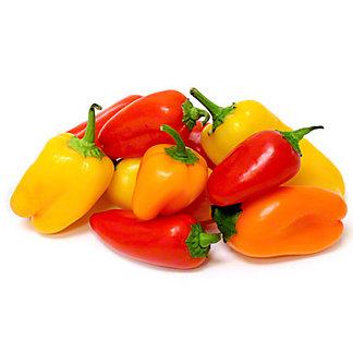 Fresh Italian Sweet Peppers,LB
