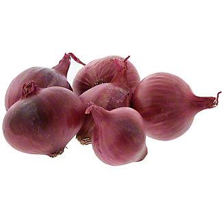 Fresh Red Boiler Onions,LB