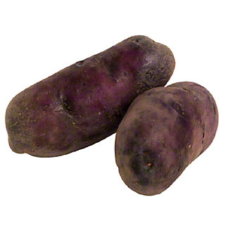 Fresh Purple Potatoes,LB