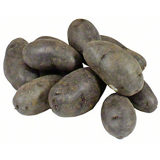 Purple Fingerling Potatoes, Sold by the pound
