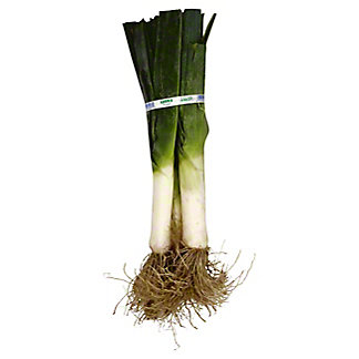 Fresh Leeks, EACH
