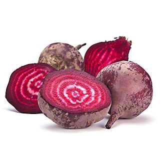 Fresh Bunch Baby Striped Beets, ea