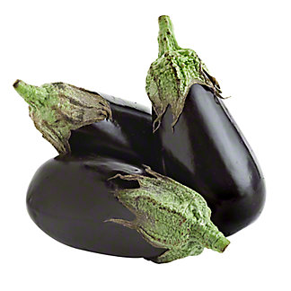 Fresh Baby Purple Eggplant, LB