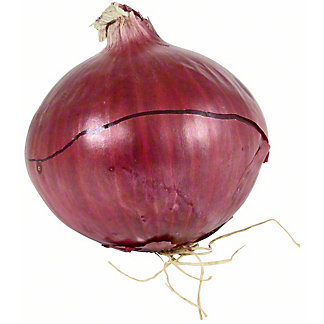 Fresh Organic Red Onion