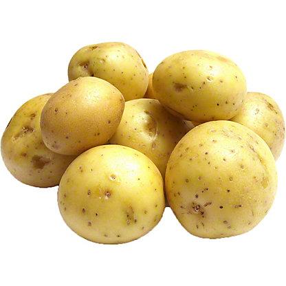 Fresh Organic Yukon Gold Potatoes