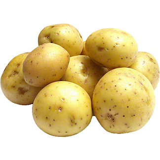 Fresh Organic Yukon Gold Potatoes