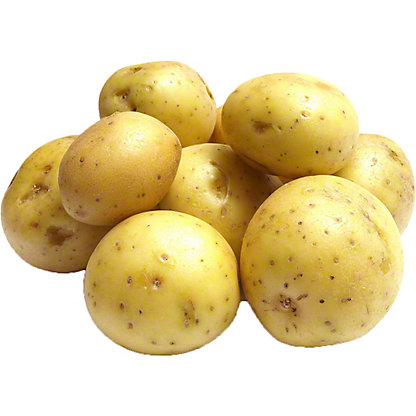 Fresh Organic Yukon Gold Potatoes, by lb