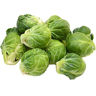 Organic Brussel Sprouts, By LB