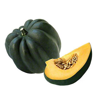 Fresh Organic Green Acorn Squash