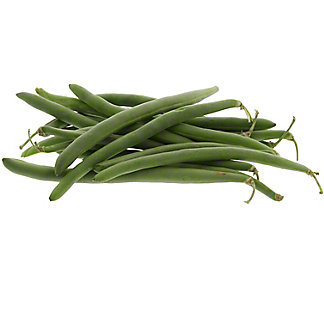 Fresh Organic French Green Beans, by lb