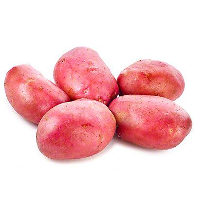 Fresh Organic Red C Potatoes,LB
