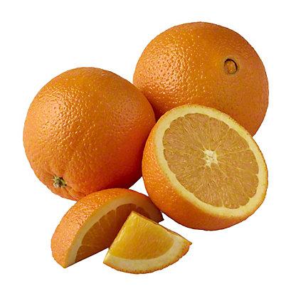 Fresh Extra Large Navel Oranges
