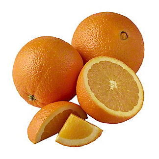 Fresh Extra Large Navel Oranges