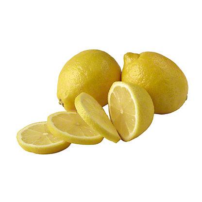 Fresh Extra Large Lemons, EACH