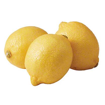 Fresh Small Lemons,EACH