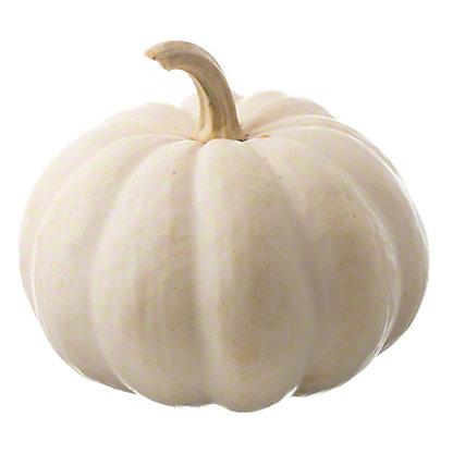 Fresh White Pumpkins, EACH