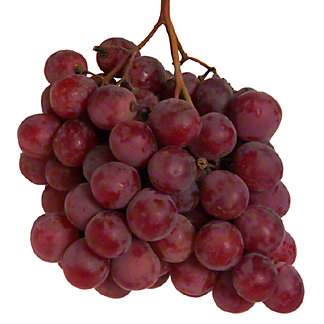 Fresh Red Seeded Grapes,sold by the pound
