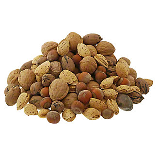 Fresh Mixed Nuts,sold by the pound