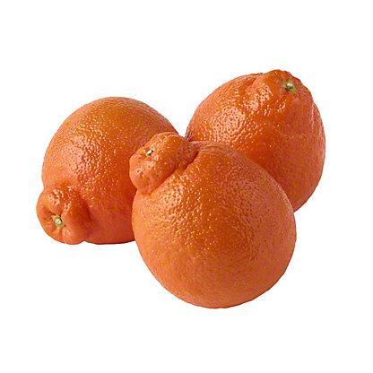 Fresh Minneola Tangelos