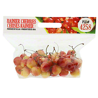 Fresh Rainier Cherries,sold by the pound