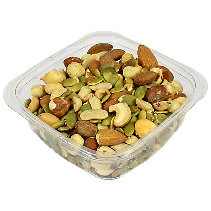 Bulk Lonestar No-Salt Nut Mix, Sold by the pound