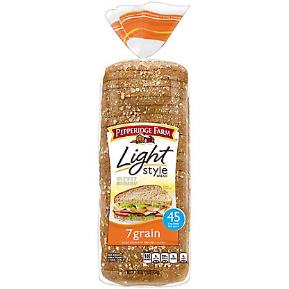 Pepperidge Farm Light Style 7 Grain Bread, 16 oz