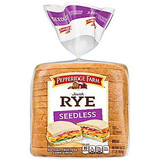 Pepperidge Farm Seedless Jewish Rye Bread,16 OZ