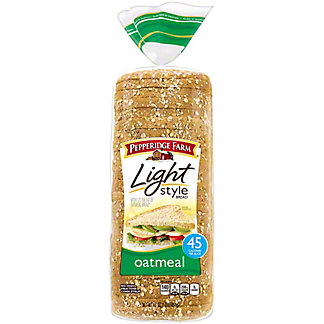 Pepperidge Farm Light Style Oatmeal Bread,16.00 oz