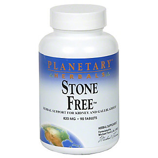 Planetary Herbals Planetary Formula Stone Free Capsules, 90 ct
