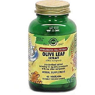 Solgar Solgar SFP Olive Leaf Vegicaps, 60.00 ea