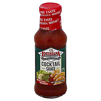 Louisiana Cocktail Sauce,12 oz