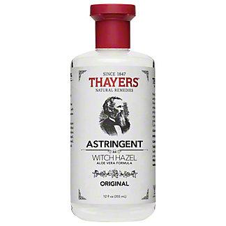 Thayers Original Witch Hazel Astringent with Aloe Vera, 11 oz