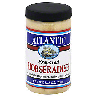 Atlantic Prepared Horseradish, 8.25 oz