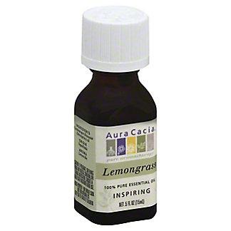 Aura Cacia Pure Aromatherapy Inspiring Lemongrass 100% Pure Essential Oils, .5 oz