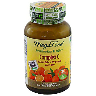 Megafoods Complex C Capsules Tablets, 30 ct