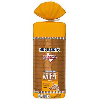 Mrs Baird's Buttered Split Top Wheat Bread, 20 oz