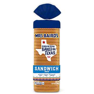 Mrs Baird's Extra Thin White Bread, 24 oz